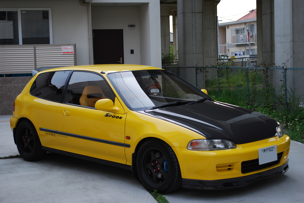 Death Race  Yellow Car